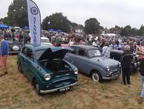 The Redbourn Fair and Classic Car Show