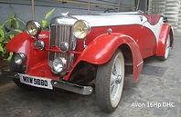 1933 Standard Avon 16Hp Special Tourer.j