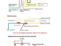 Wiring diagram for Basic Kit