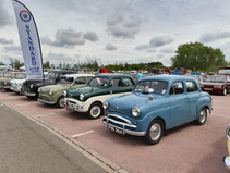 BMC and Leyland Show - July 2021