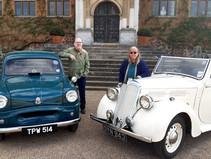 Drive It Day - Hatfield House              Sunday 25th April 2021