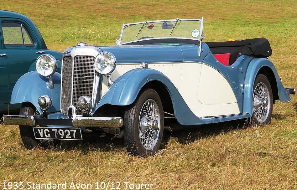 -1935 Standard Avon Special 10-12 Tourer
