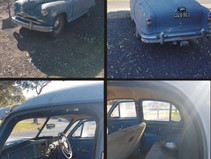 My Vanguard in Australia - running well and due for restoration