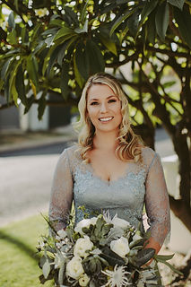 wedding dress designer Newcastle Melissa Waite