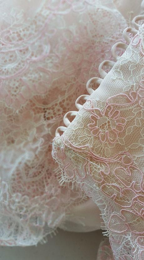 custom wedding dress Newcastle Melissa Waite Couture