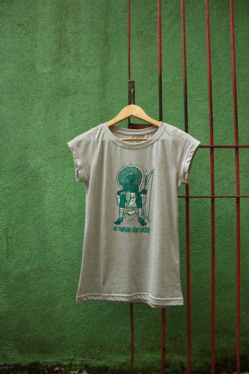 ODÉ- camiseta feminina
