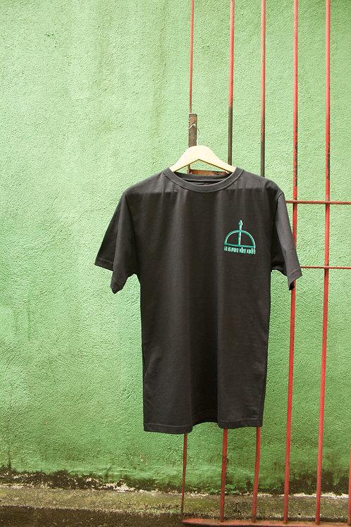 FLECHA-camiseta masculina