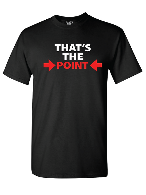 "Official ""That's the Point"" T-Shirt"