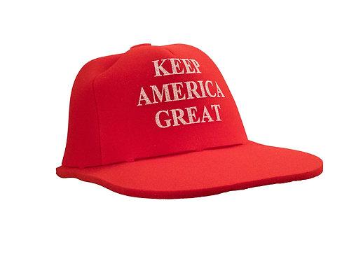 "Giant ""KAG"" Hat"