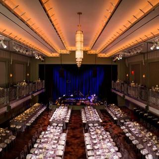 Long Table Dinner Wedding