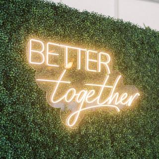 Neon Sign wedding