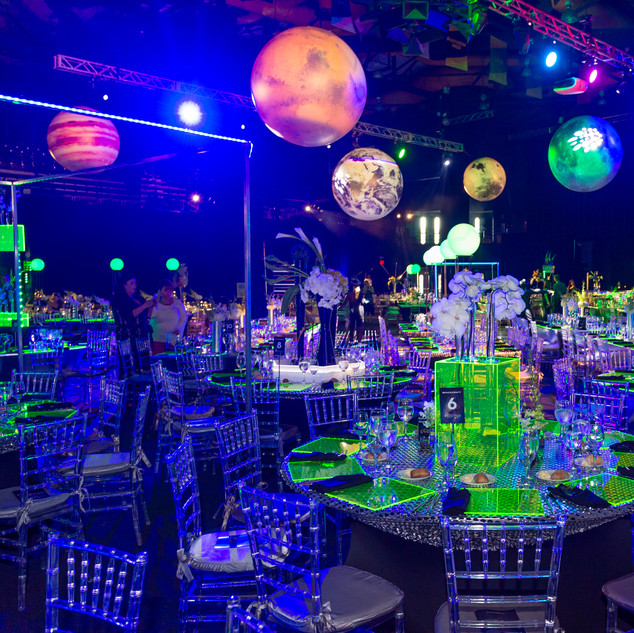 Galaxy Theme Gala