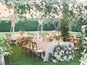 Elegant, Classic, Wedding at a Private Residence
