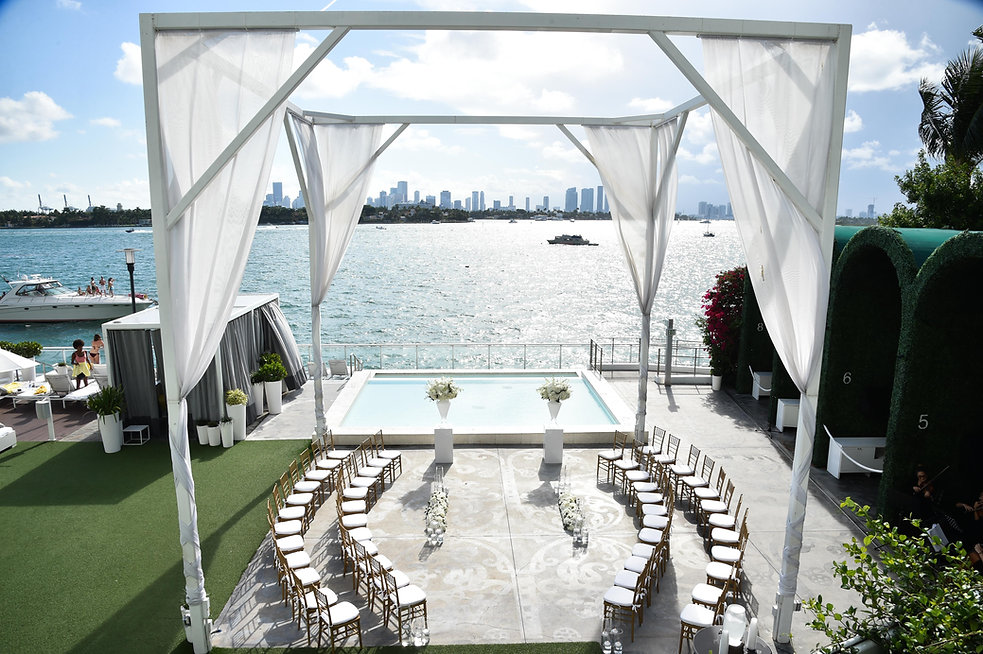 Wedding Mondrian South Beach
