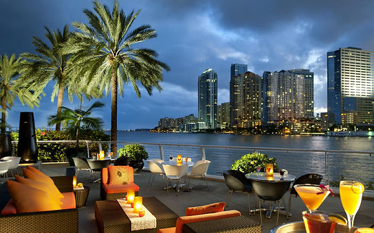 Dinner by the River Miami