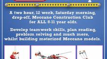 the build it workshop Meccano Workshop