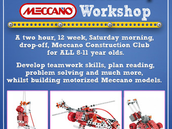the build it workshop Meccano Workshop