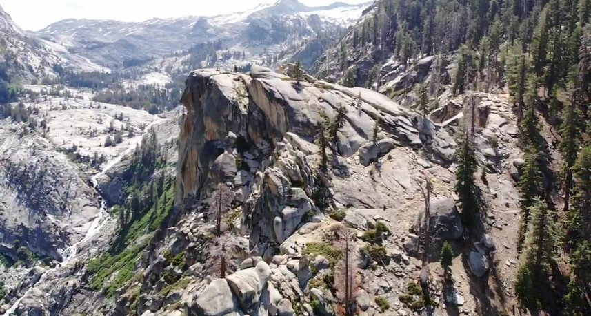 The hikes in California are so WOW!