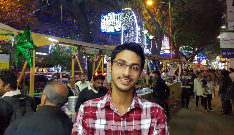 Food Festival at Kolkata