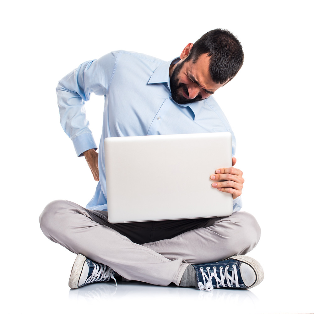 le Shiatsu vous aidera à détendre les tensions dues au travail sur ordinateur