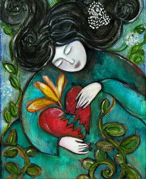 Mending a Broken Heart by Claudia Olivos