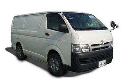 Toyota Hiace 2007 - 2009