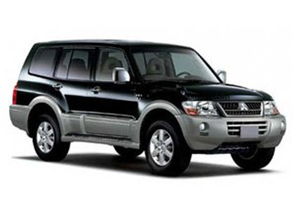 Mitsubishi Pajero NM to NP 2000 - 2006