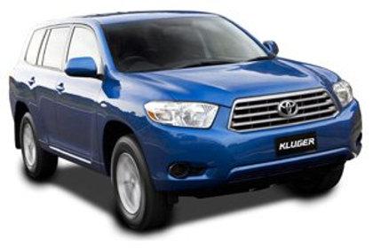 Toyota Kluger 2007 - 2010