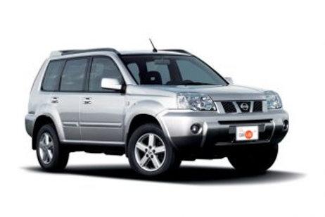 Nissan X-Trail 2001 - 2003