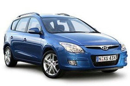 Hyundai i30 FD 2007 - 2012