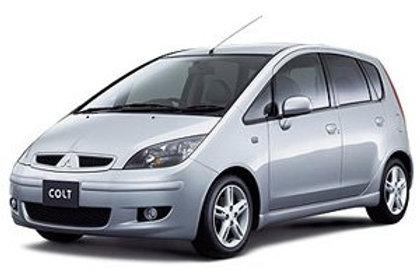 Mitsubishi Colts RG 2004 - 2007