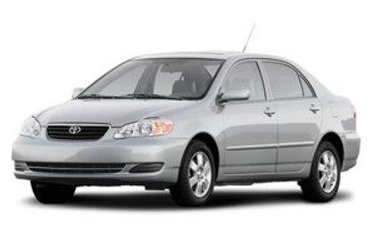Toyota Corolla 2007 - 2009