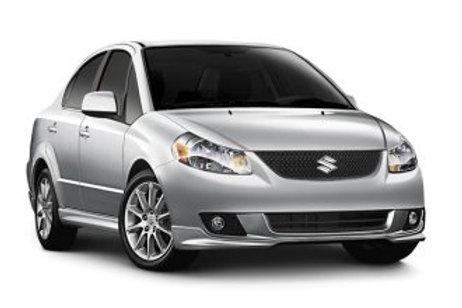 Suzuki SX4 2010 - 2014