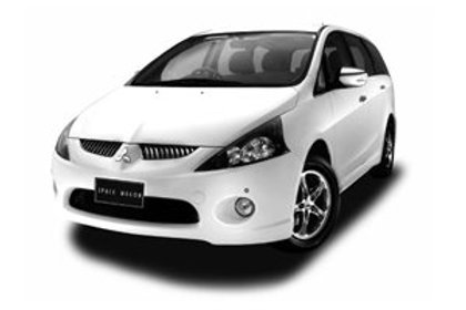 Mitsubishi Grandis BA 2004 - 2010