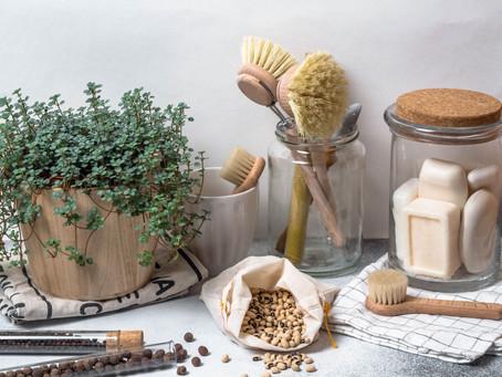 11 tips για μια κουζίνα χωρίς πλαστικό