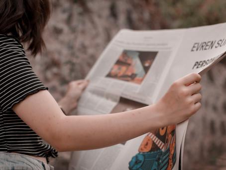 7 έξυπνοι τρόποι για να χρησιμοποιήσουμε τις παλιές μας εφημερίδες