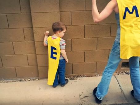 DIY | Φτιάχνουμε στολή Super Ηρώων