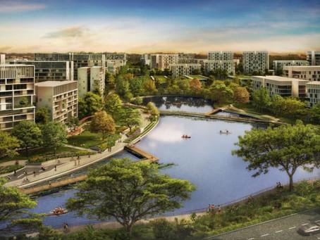 Η Σιγκαπούρη κατασκευάζει οικολογική «έξυπνη» πόλη, με 42.000 κατοικίες
