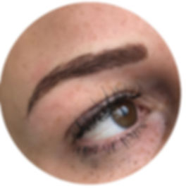 Fluffy Semi Permanent Brows