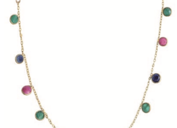 COLLIER LAETICIA