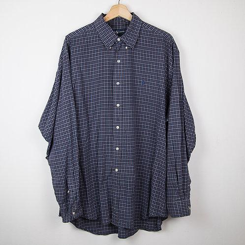 Camisa Ralph Lauren cuadros. Talla XL