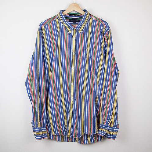Camisa Tommy colors. Talla XL