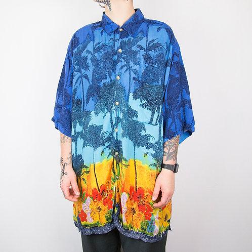 Camisa hawaii Everest. Talla XXL
