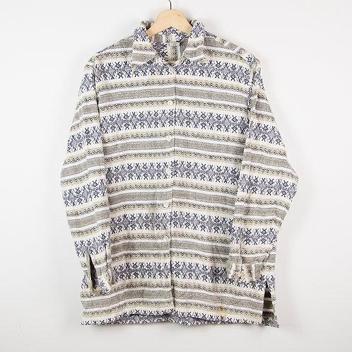 Camisa franela navajo. Talla L