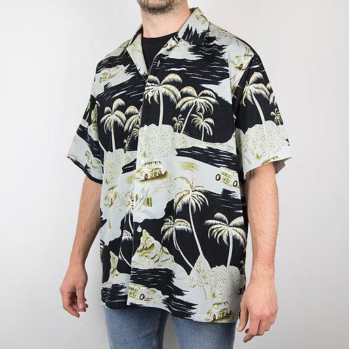 Camisa hawaiana J&J. Talla XL