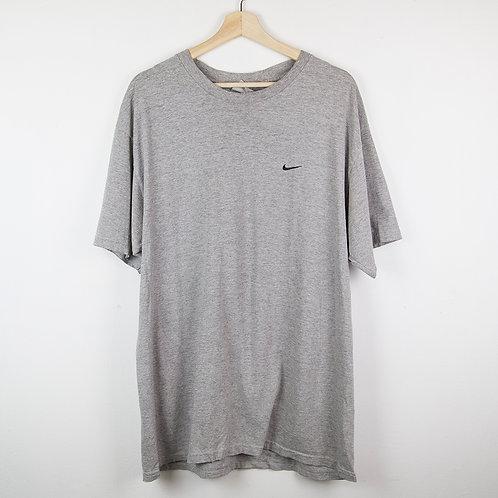 Camiseta gris Nike. Talla L-XL