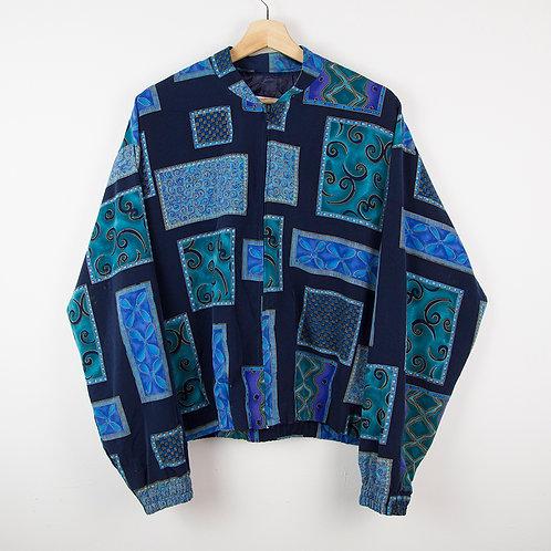 Crazy jacket Chemise. Talla L