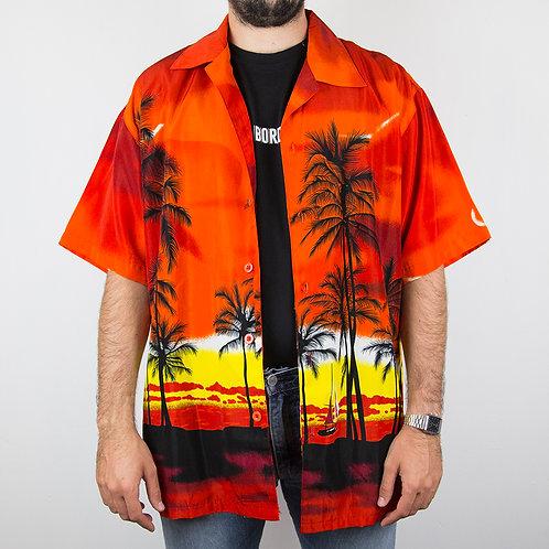 Camisa hawaiana Ken. Talla XL