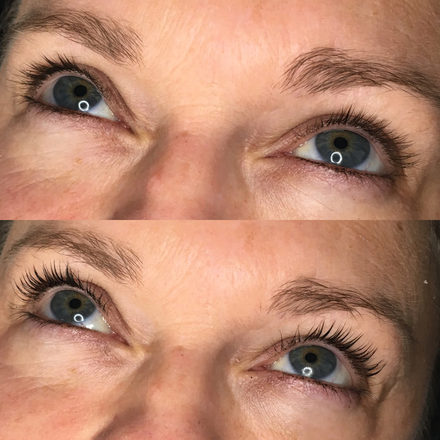 Eyelash Lift and Tint