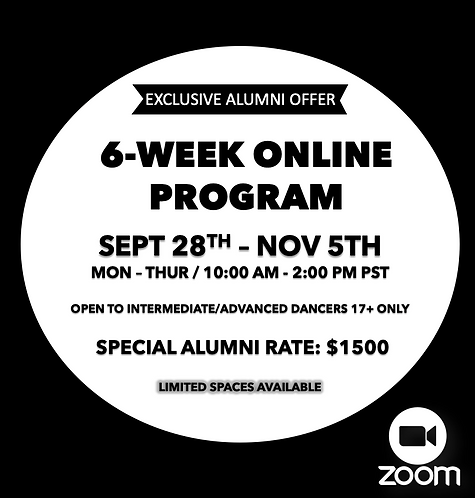 6-Week Online Program